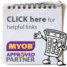 Bookkeeping Links MYOB Approved Business
